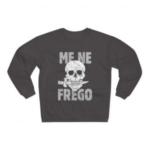 Me ne frego sweatshirt by Revoltnoir.com