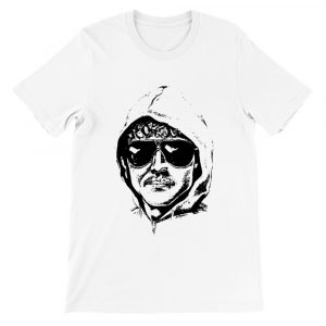unabomber t-shirt