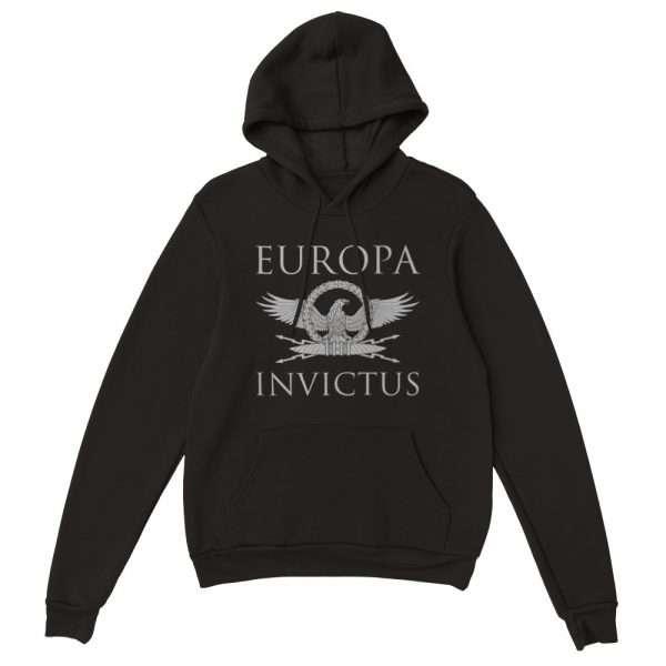 Europa Invictus Hooded Sweatshirt