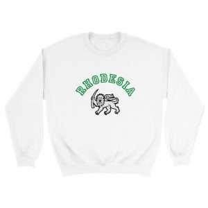 Rhodesia sweatshirt