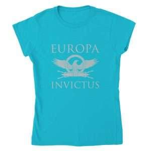 Europa Invictus Women's Lady Fit T-shirt